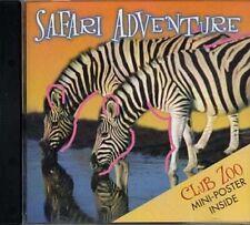 Safari Adventure ~ Northsound ~ Educational ~ CD ~ Very Good