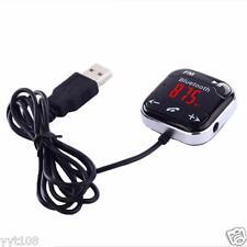 Wireless Remote Handsfree Car Kit Bluetooth FM Transmitter 32GB MP3 USB SD LCD