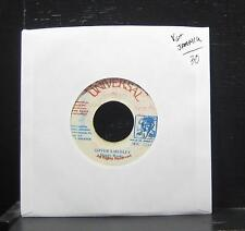 "Sluggy Ranks / Daddy Browne - Lover's Medley VG+ 7"" Vinyl 45 MSC. 3233 Jamaica"