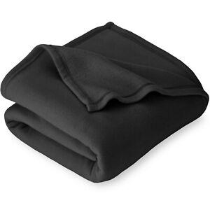 Polar Fleece Premium Ultra Soft Hypoallergenic Cozy Lightweight Blanket