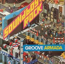 GROOVE ARMADA Soundboy Rock CD Brand New And Sealed