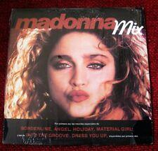 Madonna OFFICIAL Rare LP MADONNA MIX Venezuela STILL IN ORIGINAL SEAL Vinyl 1985