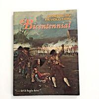 American Revolution Bicentennial Trifold Magazine 2nd Printing 1975 8.5x11