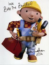 P58 KEITH CHAPMAN SIGNED BOB THE BUILDER 11X8 SIGNED PHOTO GUARANTEED AUTHENTIC