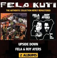 Upside Down/fela & Roy Ayers 5051083069144 by Fela Kuti CD