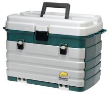 4 Tackle Drawer Box Plano Fishing Hobby Supplies Tools Bait Lure Large Storage