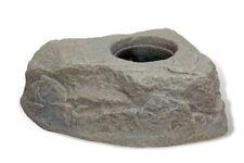 """Rock Boulder Artificial Uv Rated Landscape Conceal Fake Hide 12"""" H"""