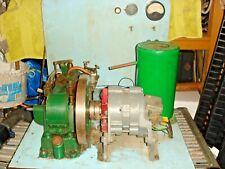 More details for old vintage stationary engine ..poss