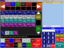 Epos 4U POS Software per takeways, pizza, kebab, Fish 'n' chips, la consegna & COLLECTION