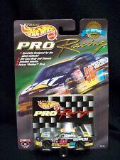Hot Wheels 1998 Pro Racing David Green Caterpillar Nascar.