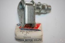 nos yamaha snowmobile exciter ex340, ex440 srx440 suspension wheel bracket 7