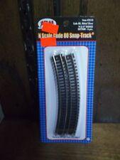 "Atlas 2510 Code 80 9-3/4"" radius curved track brand new in sealed Atlas package"
