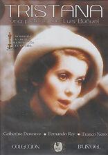 DVD -  Tristana NEW Coleccion Luis Bunuel Fernando Rey FAST SHIPPING !