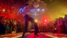 1977 Saturday Night Fever John Travolta Tony Manero dancing fridge magnet - new!