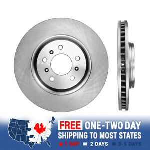 Front Quality Brake Rotors For Buick Lucerne Lacrosse Cadillac DTS Chevy Impala