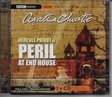 Agatha Christie - Peril At End House - CD Drama - NEW SEALED - UK FREEPOST