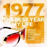 THE BEST YEAR OF MY LIFE: 1977  CD NEW