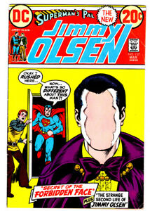 Superman's Pal JIMMY OLSEN #157 in VF- condition a 1973 DC Bronze Age comic