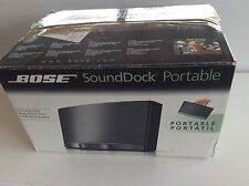 Bose sounddock portable For iPod And iPhone 4/4s In Original Box  Bose Sound