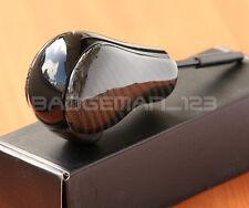Genuine Carbono Automático Gear Shift perilla para BMW E39 X5 E53 E46 3 5 7 Z Series