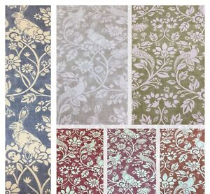 SMD iLiv HEATHLAND Game Birds/Hares , Cotton Fabric Upholstery/Curtains/Cushions