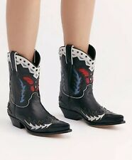 NEW Zadig & Voltaire Sierra Western Boots Size 36