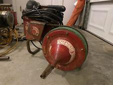 Spartan Model 81 Sewer/Drain Machine