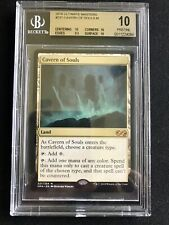 Cavern of Souls - Ultimate Masters, BGS 10 Pristine MTG (pop 1 of 1)