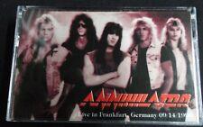 ANNIHILATOR - Live in Frankfurt, Germany 09/04/1990. Tape