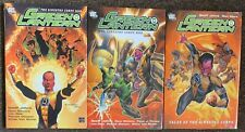 Green Lantern The Sinesteo Corps War #1,2 Tales HC DC Geoff Johns Gibbons Set