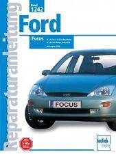 Ford Focus ab 1998 Reparaturanleitung Reparaturbuch Reparatur-Handbuch Buch