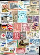 Honduras 100 timbres différents