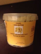 Chikel Shea butter, 100% Pure organicand unrefined--200g