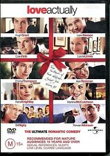DVD Love Actually  (Region 4)