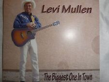 Levi Mullen - The Biggest One In Town CD