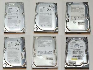 """Western Digital 80GB 160GB 250GB 500GB (3.5"""") (2.5"""") SATA IDE Various size HDD"""
