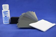 Micro-Mesh Pocket Polishing Kit - Ideal for toolboxes, quick repairs, small jobs