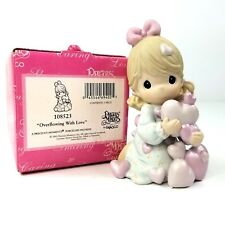 Precious Moments Overflowing With Love 2002 Enesco Porcelain Figure 108523 New