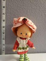 Vintage 1979 Kenner Strawberry Shortcake Doll Flat Hands