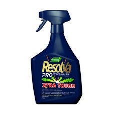 More details for resolva pro ready to use weedkiller 1l fast action extra tough -cheapest on ebay