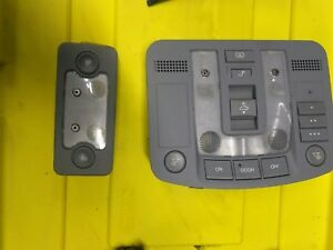 2005 2006 2007 2008 -20102 ACURA RL  INTERIOR DOME LIGHT SUNROOF SWITCH OEM