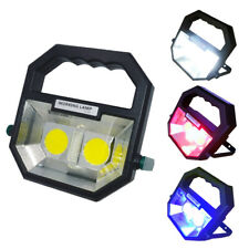 YAYZA! Portable Work Light Battery Powered 10W Emergency LED Working Floodlight