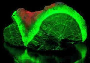 Willemit (UV-leuchtend!!), aus Sambia, 1 kg, Rohsteine (Natur!)
