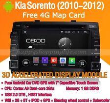 Android Multimedia Player for Kia Sorento 2010-2012 DVD GPS Navigaiton Radio