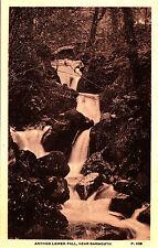Arthog Lower Fall, Nr BARMOUTH, Merionethshire