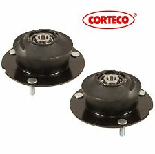 NEW BMW E30 E28 E24 E34 318i 524td M3 Pair Set of 2 Front Strut Mounts Corteco