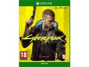 Xbox One Cyberpunk 2077 (Ed. Day One)