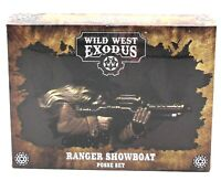 Wild West Exodus WEX141099002 Ranger Showboat Posse Set (Lawmen) Gunslingers NIB