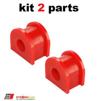 REAR Anti-roll Bar Bushing Kit x2 Fits MERCEDES 190 W202 W129 S202 R129 86-2002
