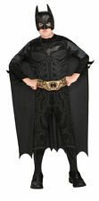 THE DARK KNIGHT TRILOGY BATMAN BOYS HALLOWEEN COSTUME SIZE LARGE 12-14